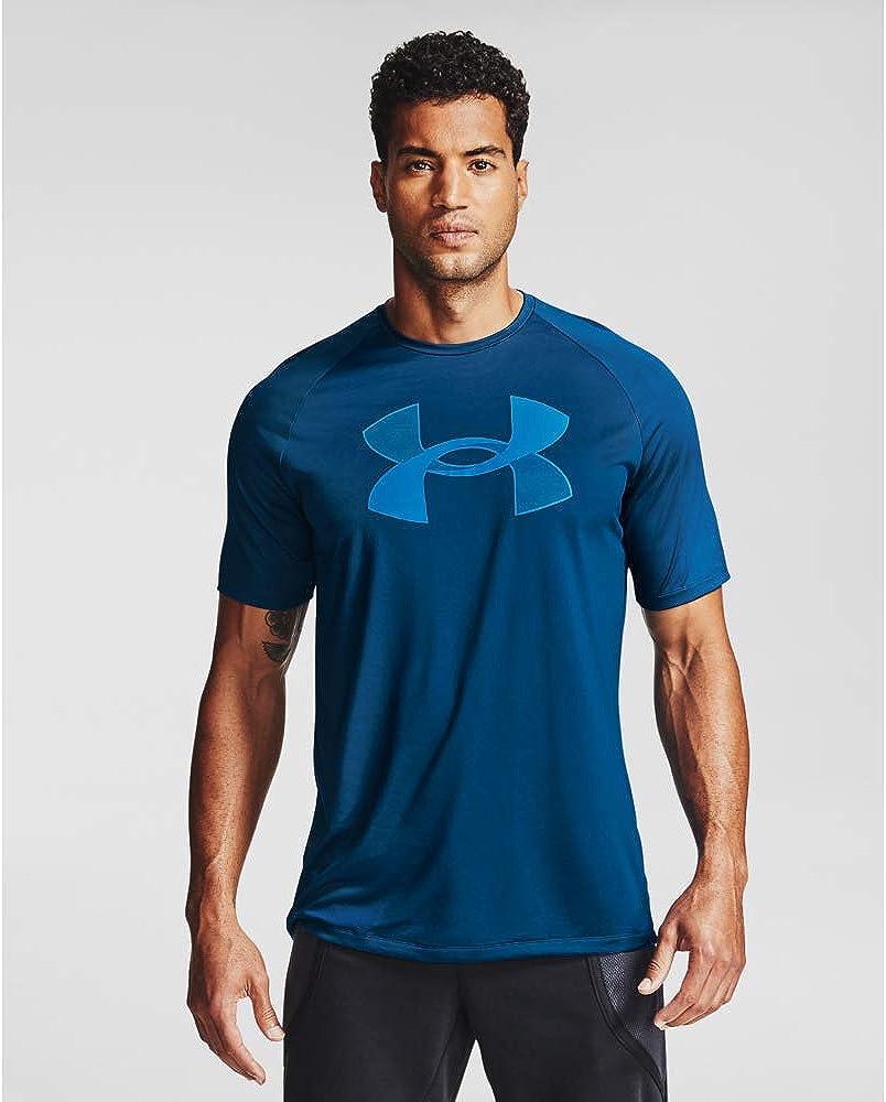Under Armour Men's Big Short-Sleeve Store T-Shirt Tech Gorgeous Logo