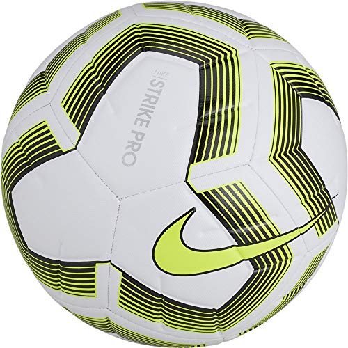 Nike NK Strk Pro Team - Balón de fútbol, Adultos Unisex, White ...
