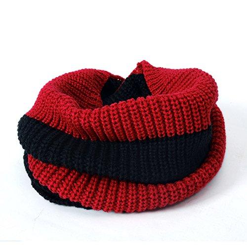 MIYA® modieuze dames herfst/winter lange gebreide sjaal, oversized grof gebreide sjaal, super zacht en hoogwaardige omhanging,