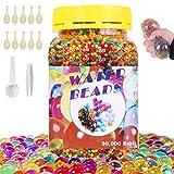 SaiXuan 90000 PCS Bolas de Gel de Agua,Perlas de Gel para decoración del...