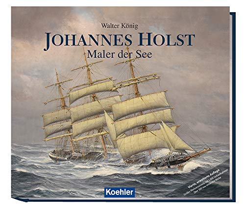 Johannes Holst: Maler der See
