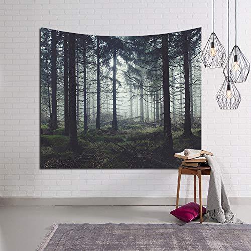 xkjymx / Amazon Mejor Venta de tapicería de impresión Digital/Manta de Pared/Toalla de Playa Serie de Selva 1 150x130