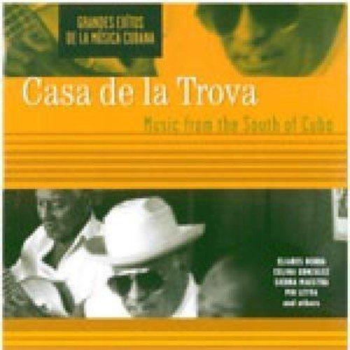 Music From South of Cuba by Casa De La Trova (2008-01-13)