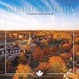 2021 Atlantic Canada Wall Calendar