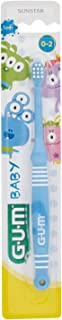 Gum Baby Toothbrush, 0 to 2 Years, Assorted Colours
