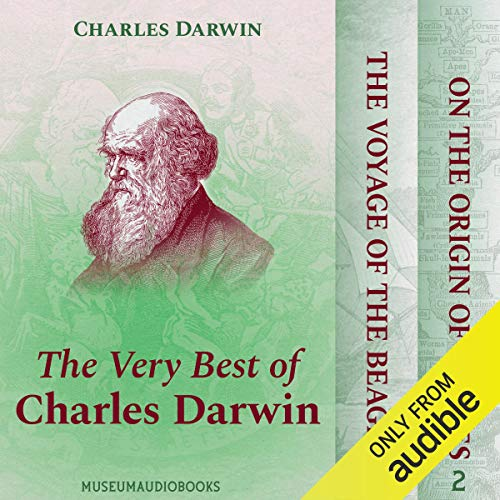 The Very Best of Charles Darwin cover art