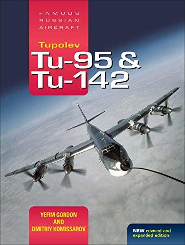 Tupolev Tu-95 and Tu-142 (Famous Russian Aircraft)