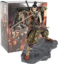 Cholyme LLC Sekiro Shadows Die Twice Statue PVC Figure Collectible Model Toy - Box - Code A2023