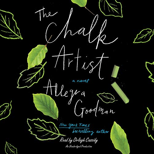 The Chalk Artist audiobook cover art