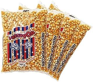 ファーイーストサービス株式会社 ポップコーン豆バタフライタイプ 2kg ( 約100人分 )