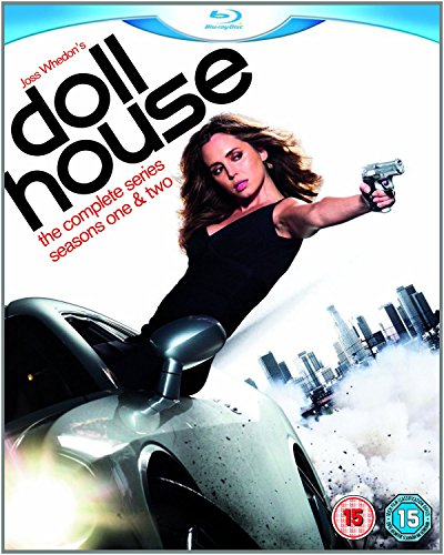 Dollhouse: The Complete Series - Seasons One & Two [Blu-ray]