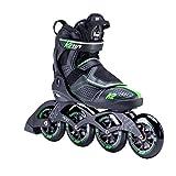 K2 Inline Skates MOD 110 Für Erwachsene Mit K2 Softboot, Black -...