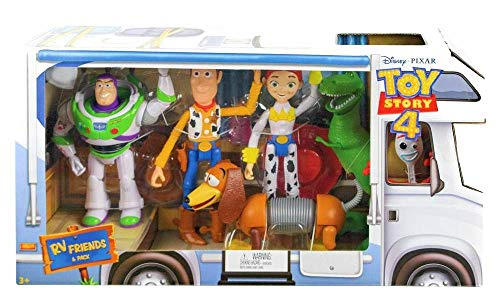 6 Figurines d'Action Toy Story 4 GDL54