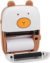 Thermische Printer, Mini Thermische Drukmachine Oplaadbare Batterij voor Lovers for Children