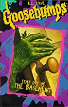 Goosebumps: Stay Out of Basement VHS