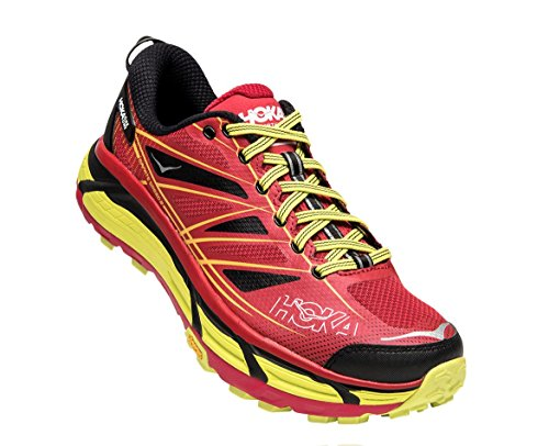 Hoka One OneMafate Speed 2M - Zapatillas de running, rojo, 44