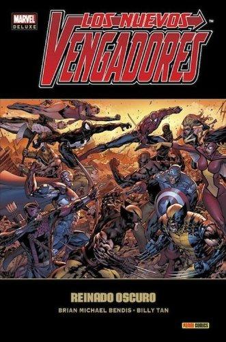 Nuevos Vengadores. Reinado Oscuro - Número 10 (Marvel Deluxe)
