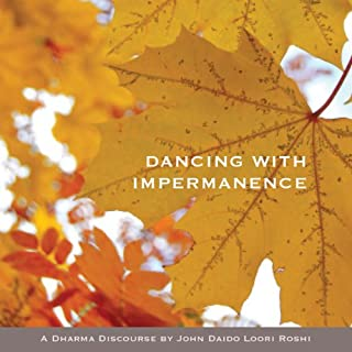 Dancing with Impermanence audiobook cover art