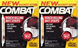 Combat Roach Killing Bait Strips, 10 Count (Pack of 2)