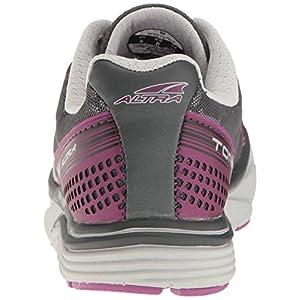 ALTRA Women's Torin IQ Running Shoe, Black/Purple, 7.5 B US