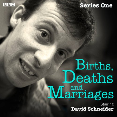 Births, Deaths and Marriages: Series 1 cover art