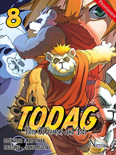 TODAG : Tales Of Demons And Gods Edition simple Tome 8