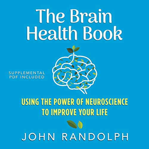 The Brain Health Book cover art