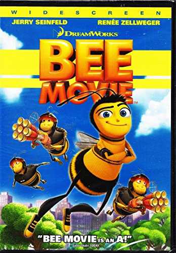 Bee Movie (Widescreen Edition) by Dreamworks Animated