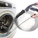 PetOde Dryer Vent Cleaner Kit Dryer Vent Vacuum Attachment Lint...