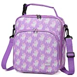 Lunch Bag for Kids,VASCHY Reusable Insulated Thermal Lunch Cooler Boxes Containers for Boys