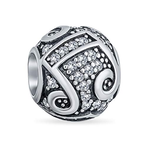Music Melody Notes Table G Clef Musician Charm Bead For Women For Teen 925 Sterling Silver Fits European Bracelet
