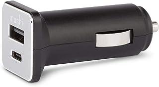 MOSHI USB-C CaR CHaRGER - BLaCK