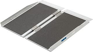 Silver Spring Aluminum Folding Wheelchair Ramp Plus 2' x 29