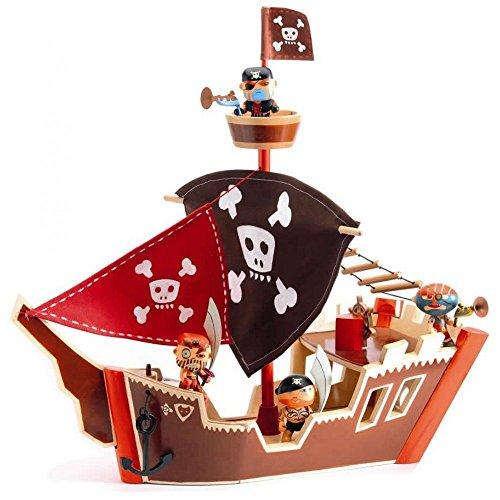 Arty Toys - Ze Pirat Boat