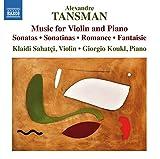 Fantaisie for Violin & Piano: II. Élégie. Lento espressivo, un poco rubato