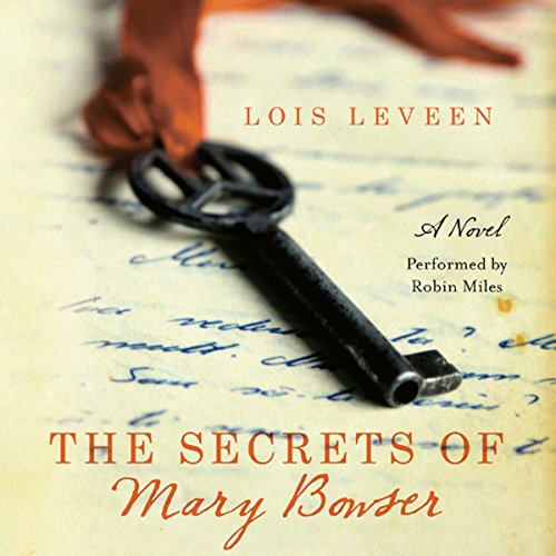 The Secrets of Mary Bowser audiobook cover art