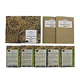 Erbe aromatiche mediterranee da cucina (bio) - Set regalo di semi con 5 erbe aromatiche solari