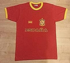Amazon.es: camiseta seleccion española niños