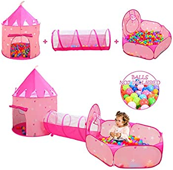 PigPigPen Baby Space World Playhouse Tent Toys