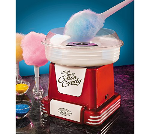 Retro Series Hard and Sugar Free Cotton Candy Maker