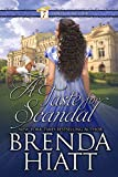 A Taste for Scandal (The Seven Saints Hunt Club Book 3) (English Edition)