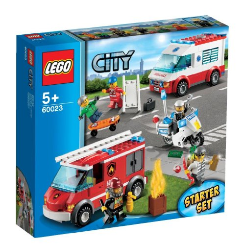 LEGO City 60023 - Starter-Set