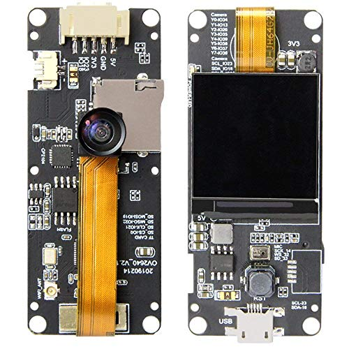 U - T-camera uitbreiding plus versie ESP32-DOWDQ6 8 MB SPRAM OV2640 module camera 1,3 inch display met wifi-verbinding Bluetooth Board