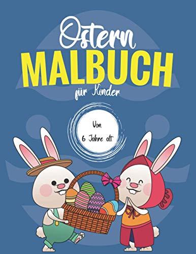 Ostern Malbuch für Kinder: Malbuch I Mandala-Eier Osterkinderbuch I Ostergeschenkidee I Hochwertige Bilder I ostermalbuch kinder (German Edition)