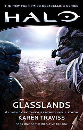 Halo: Glasslands: Book One of the Kilo-Five Trilogy (11)
