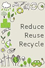 Lined Journal: Line Notebook with Save the Earth, Save the Planet, Climate Change Quote (Earth Day Design)