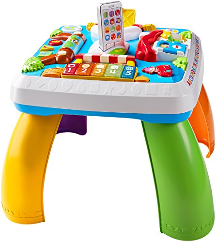 Fisher-Price Infant Table d'Activité de la Ville Table Basse