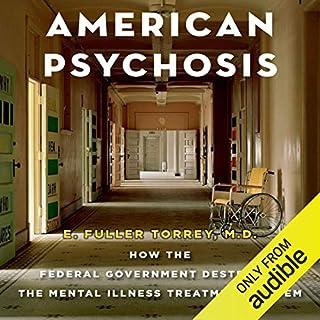 American Psychosis audiobook cover art