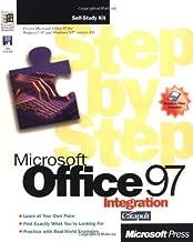 Microsoft Office for Windows Integration Step by Step, with Disk (Step By Step (Microsoft)) by Microsoft Press (1997-02-01)