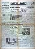 ACTION FRANCAISE (L') [No 142] du 18/06/1943 - D'UNE PSEUDO-DIALECTIQUE DE L'HISTOIRE - SUR LES FRONTS DE GUERRE - LA DEFENSE DU SUD-EST DE L'EUROPE - DISCOURS DE BONNAFOUS A L'ACADEMIE D'AGRICULTURE - UN CONGRES DES OUVRIERS ETRANGERS EN ALLEMAGNE - LA CORREZE ADOPTE LA VILLE DE COURRIERES - LA POLITIQUE PAR MAURRAS